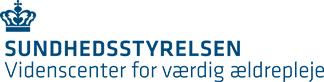 Videnscenter for værdig ældrepleje logo